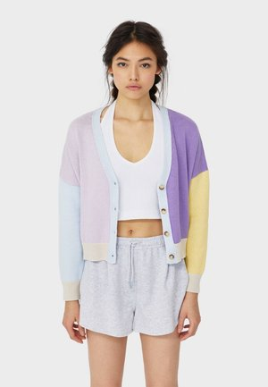 Cardigan - multi-coloured