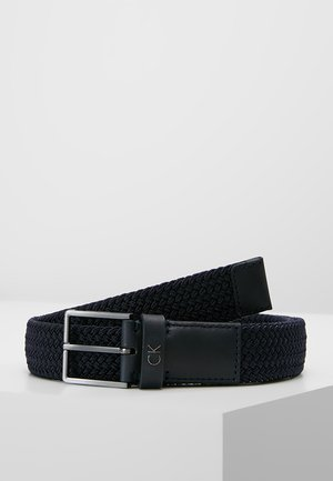 FORMAL ELASTIC BELT - Belt - blue