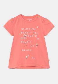 Staccato - 2 PACK  - Print T-shirt - apricot/khaki - 2