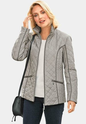Light jacket - helltaupe / dunkeltaupe