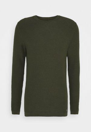 Sweatshirt - woodland green
