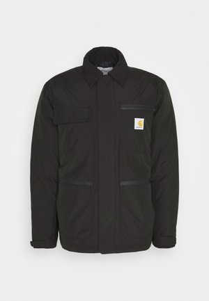GORE TEX MICHIGAN COAT - Chaqueta de entretiempo - black
