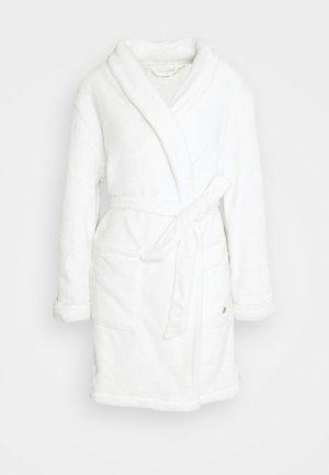XMAS BATHROBE - Dressing gown - white medium solid