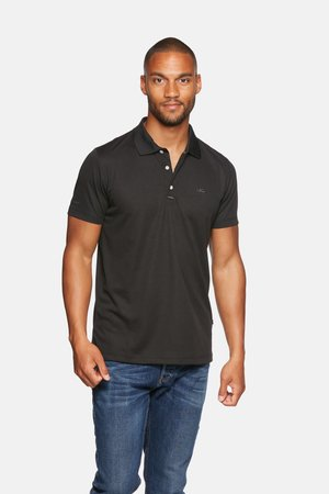 ECLIPSE - Polo shirt - black