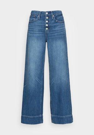 WIDE LEG ELSA  - Jeans fuselé - medium elsa