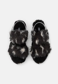 UGG - OH YEAH SPOTS - Slippers - black - 5