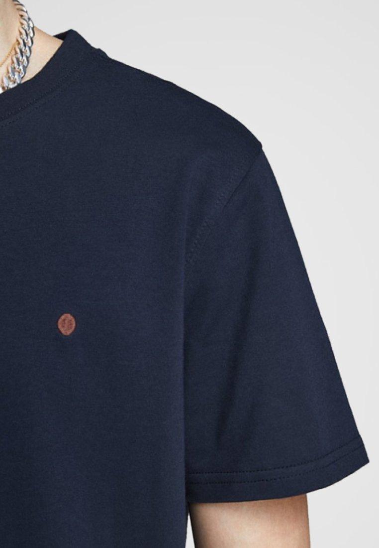Royal Denim Division by Jack & Jones JJ-RDD - Basic T-shirt - dark blue denim jORFq