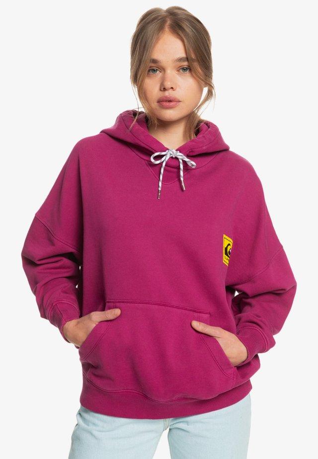 Sweatshirt - raspberry radiance
