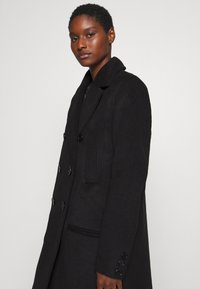 Culture - CUALEIA COAT - Classic coat - black - 3