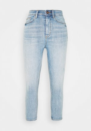 CROPPED - Jeans Skinny Fit - light blue denim