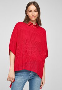 s.Oliver - Cape - red - 0