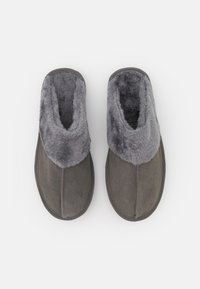 Simply Be - WIDE FIT AUBREE - Slippers - grey - 5