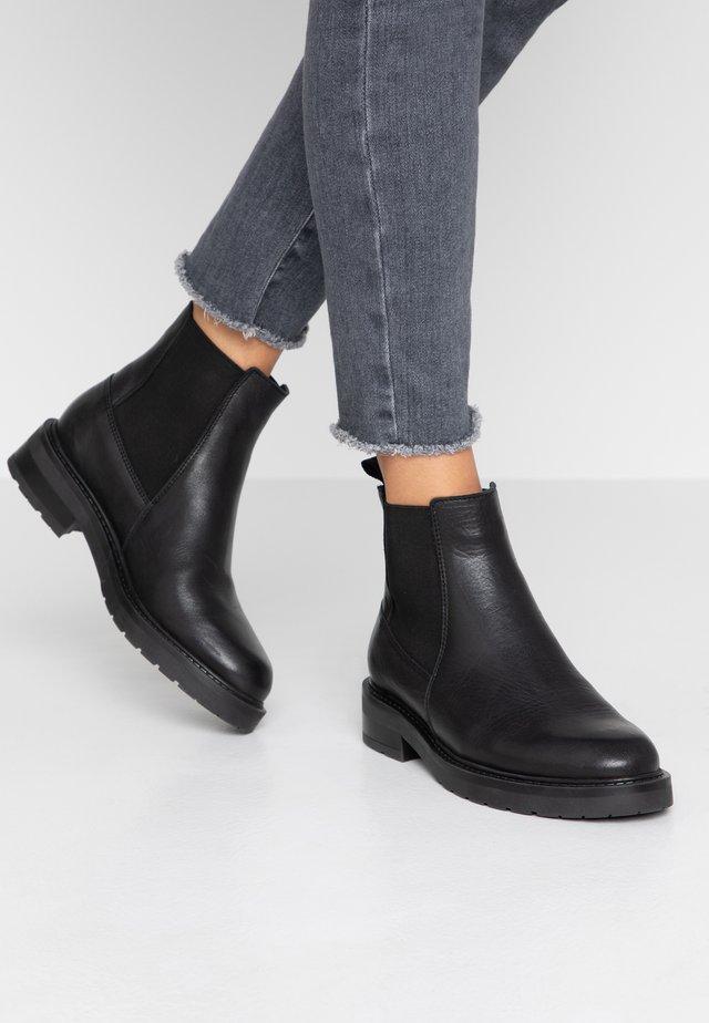 JEMMA - Korte laarzen - black