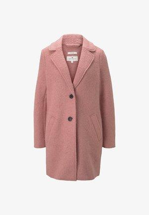 EASY WINTER COAT - Classic coat - blush rose