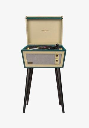 CROSLEY RADIO PLATTENSPIELER STERLING - Other - grün