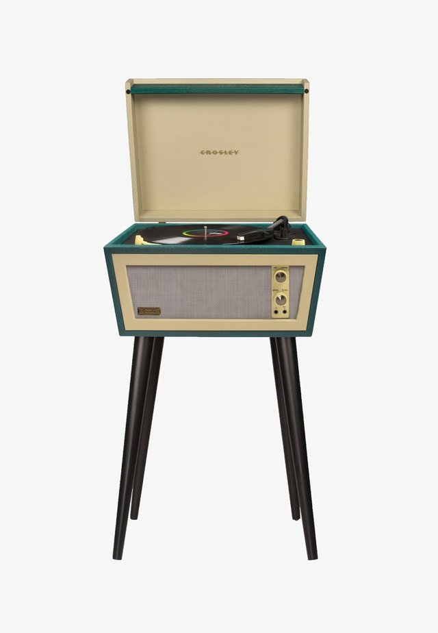 CROSLEY RADIO PLATTENSPIELER STERLING - Other - grün