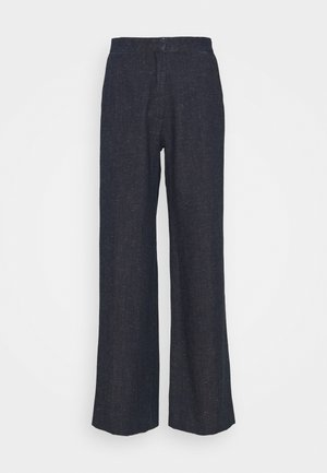 COLLOT TROUSERS - Trousers - aqua blue