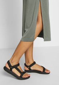 b.young - BYPOMMA DRESS  - Day dress - sea green - 3
