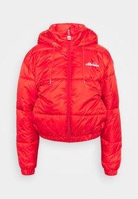 Ellesse - CAMILLA - Zimní bunda - red - 0
