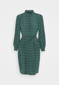 WEEKEND MaxMara - VERBAS - Denní šaty - dark green - 4
