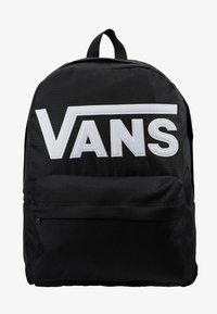 Vans - OLD SKOOL  - Rucksack - black/white - 6