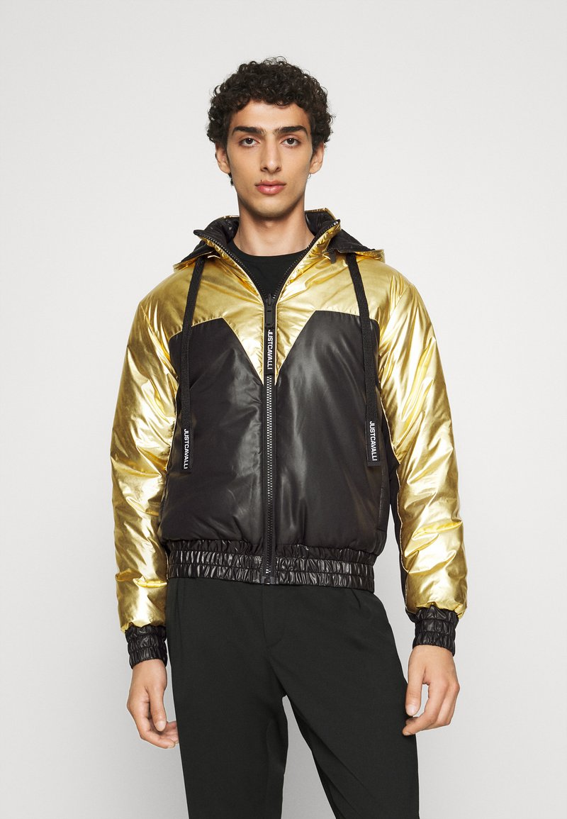 Just Cavalli - KABAN - Light jacket - gold