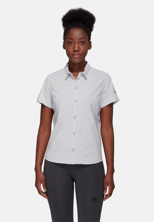 AADA - Button-down blouse - highway-white