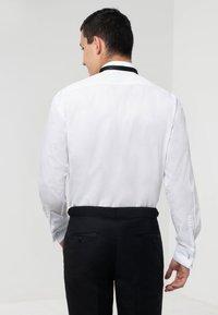 dobell - TUXEDO - Formal shirt - white - 2