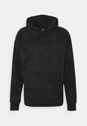 HOODIE UNISEX - Sweatshirt - dark smoke grey