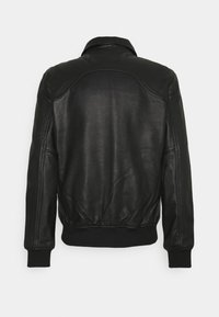 Schott - CALIFORNIA - Leather jacket - black - 1