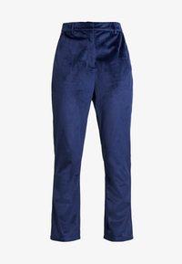 Fashion Union - ELVIS TROUSER - Trousers - navy - 3