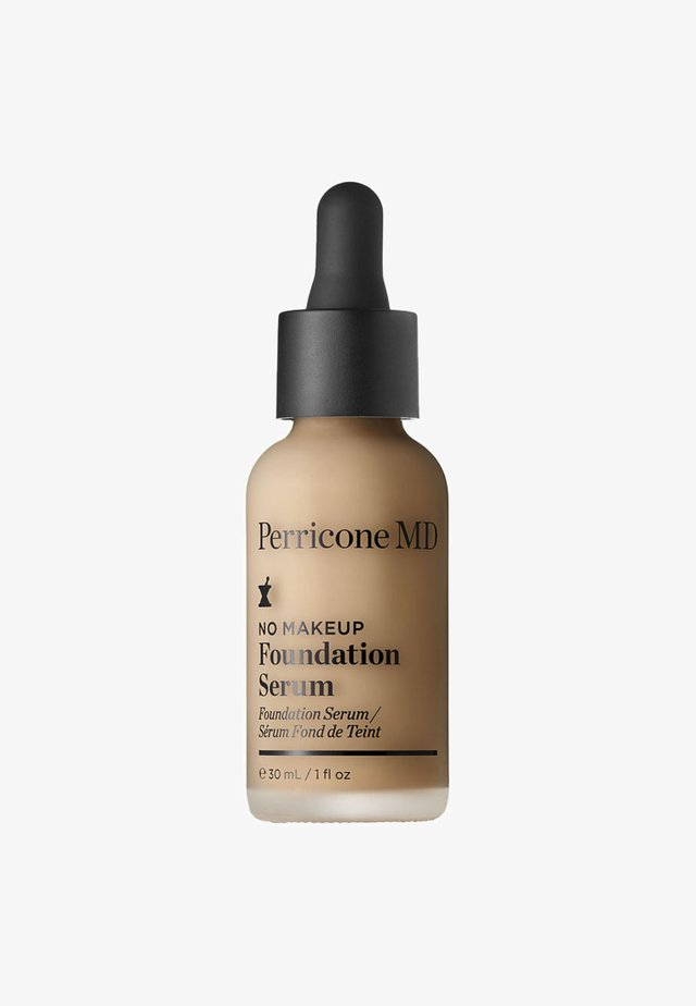 NO MAKEUP FOUNDATION SERUM - BB cream - buff