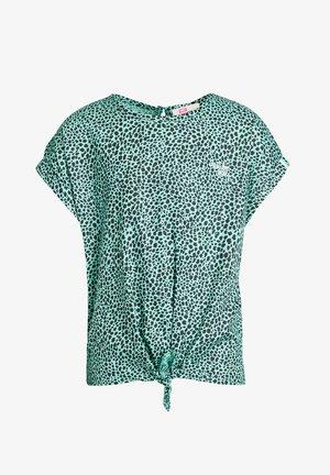 MET DIERENDESSIN - Blouse - mint green