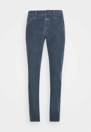 UNITY SLIM - Trousers - blue dawn