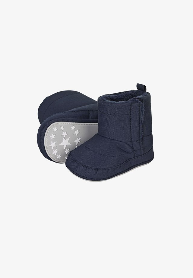 BABY WINTER-SCHUH - Baby shoes - marine