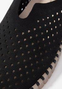 Ilse Jacobsen - TULIP LUX - Nazouvací boty - black - 2