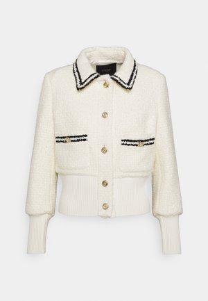BLOPPE - Summer jacket - ecru