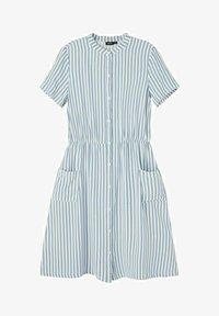LMTD - Shirt dress - ashley blue - 0
