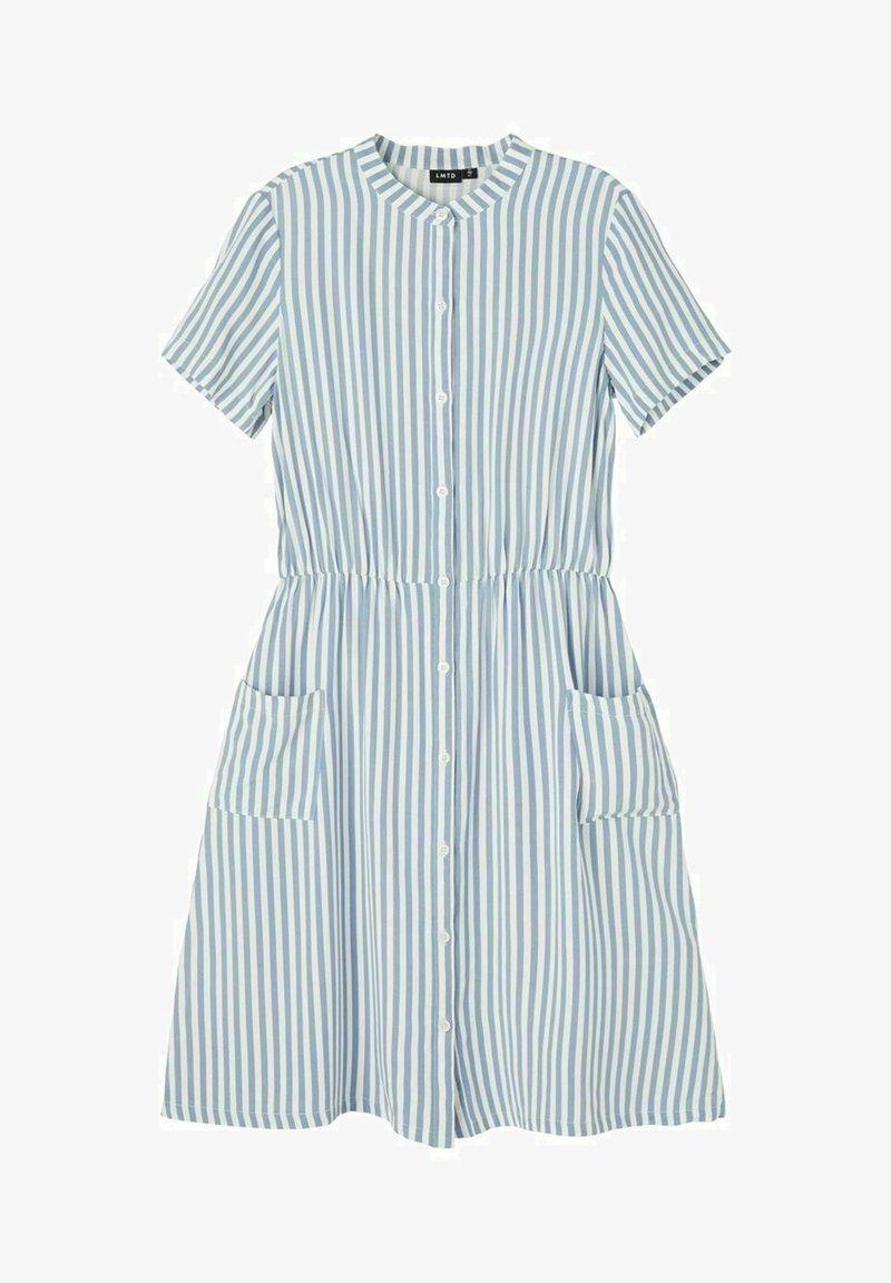LMTD - Shirt dress - ashley blue