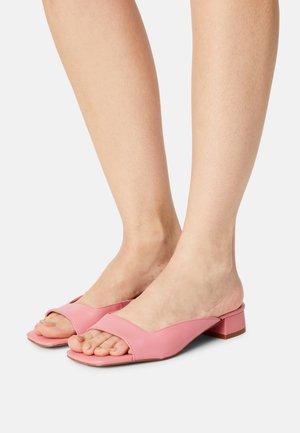 CULGOA - Mules - pink