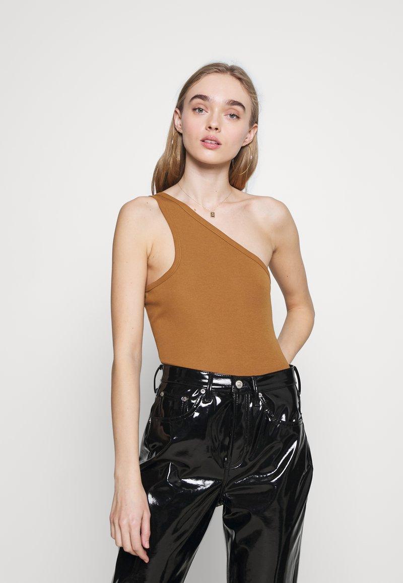 Fashion Union - AMALFI BODY - Topper - tan