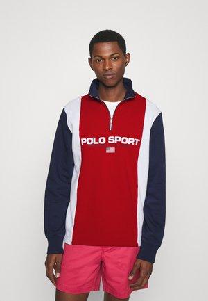SPORT - Sweatshirt - red multi