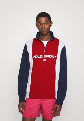 SPORT - Sweatshirts - red multi