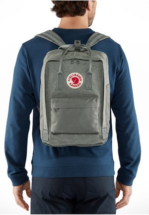 RE-WOOL 18L - Rucksack - granite grey