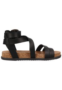 Blowfish Malibu - Platform sandals - black dyecut - 6