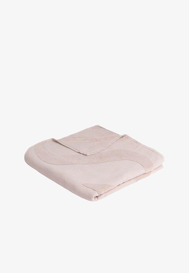 Serviette de plage - light pink