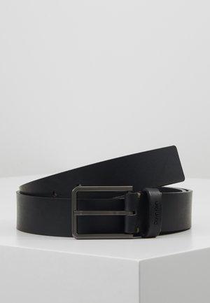 ESSENTIAL BELT - Belt - black