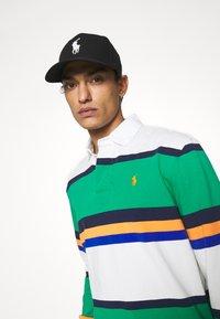 Polo Ralph Lauren - HIGH CROWN UNISEX - Czapka z daszkiem - black - 0