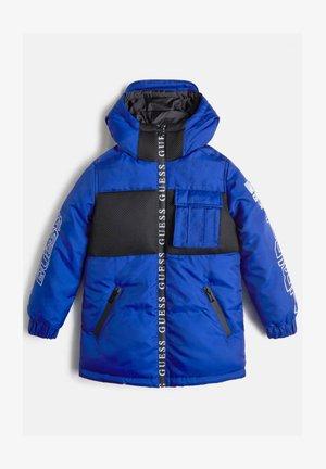 Winter jacket - königsblau