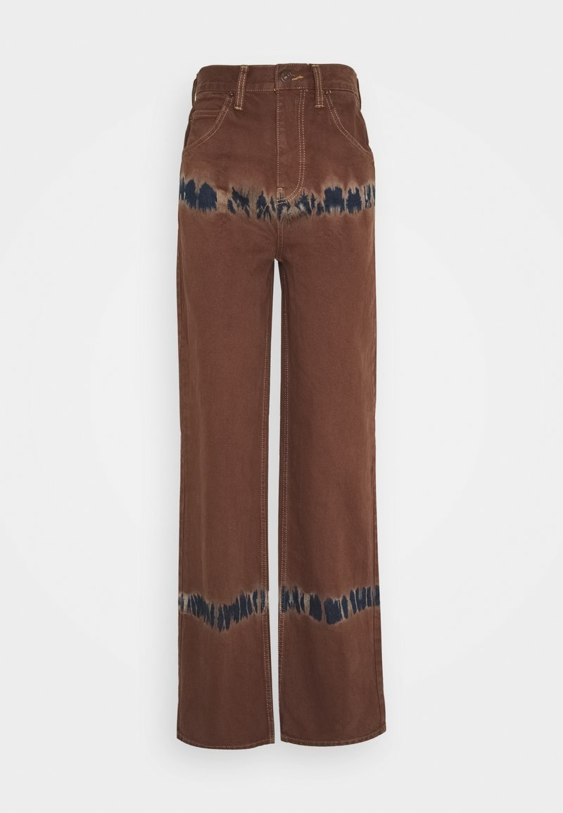 BDG Urban Outfitters - MODERN BOYFRIEND - Jeans relaxed fit - chocolate